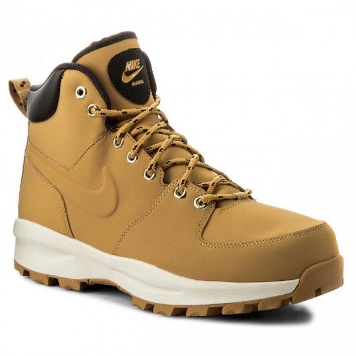 Nike Manoa Leather barna férfi bakancs