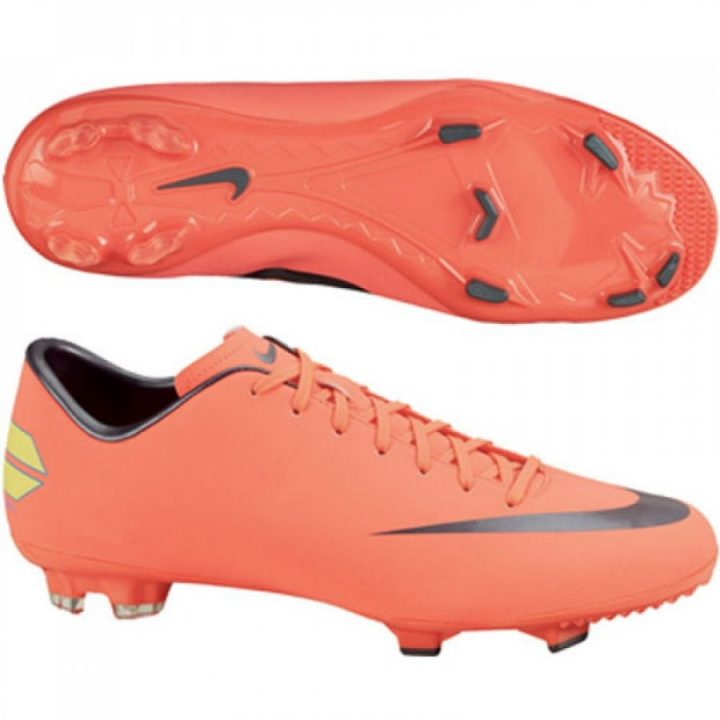 Nike Mercurial Victory III FG rózsaszín férfi focicipő