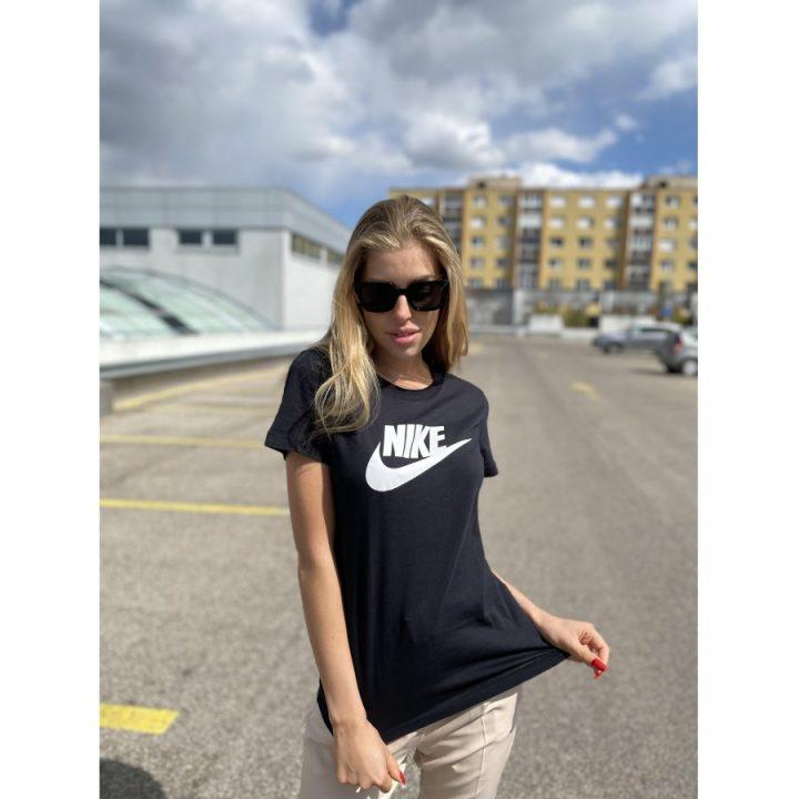 Nike női póló fekete női póló