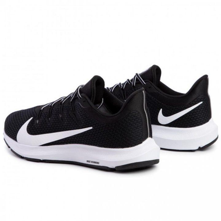Nike Quest 2 fekete férfi futócipő