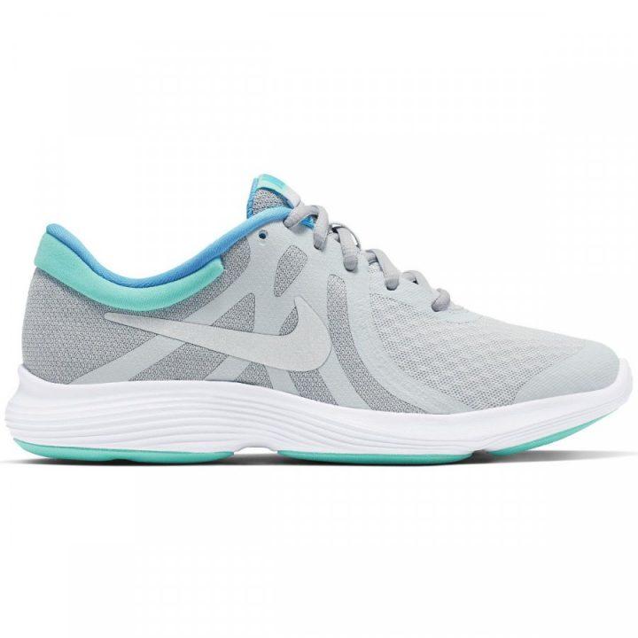 Nike Revolution 4 szürke futócipő