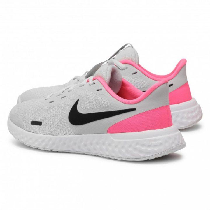 Nike Revolution 5 GS szürke sportcipő