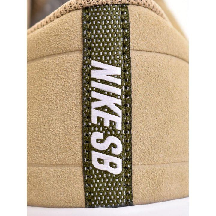 Nike SB Portmore Vapor barna férfi utcai cipő