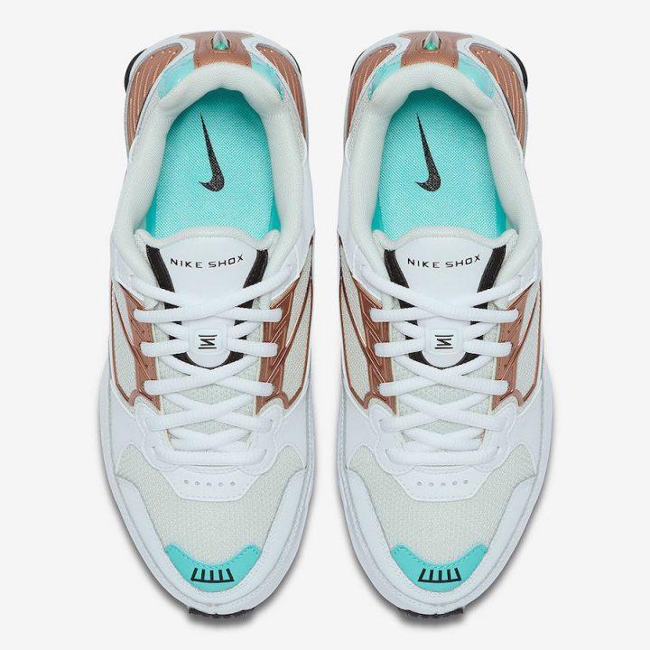 Nike Shox Enigma 6000 fehér női utcai cipő