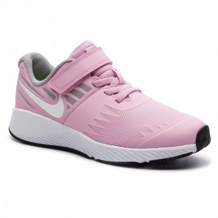 Nike Star Runner (PSV) rózsaszín lány utcai cipő