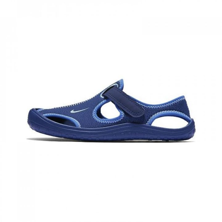 Nike Sunray Protect kék papucs