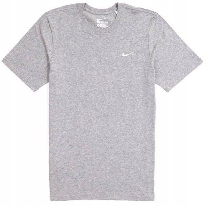 Nike szürke férfi póló