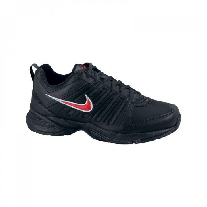Nike T-lite fekete férfi utcai cipő