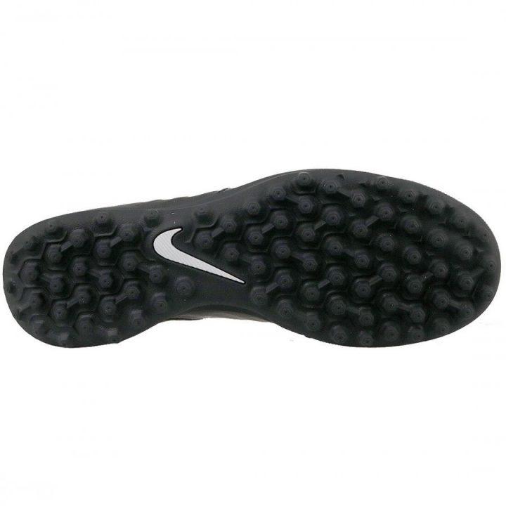 Nike Tiempo RIO IV TF fekete férfi focicipő