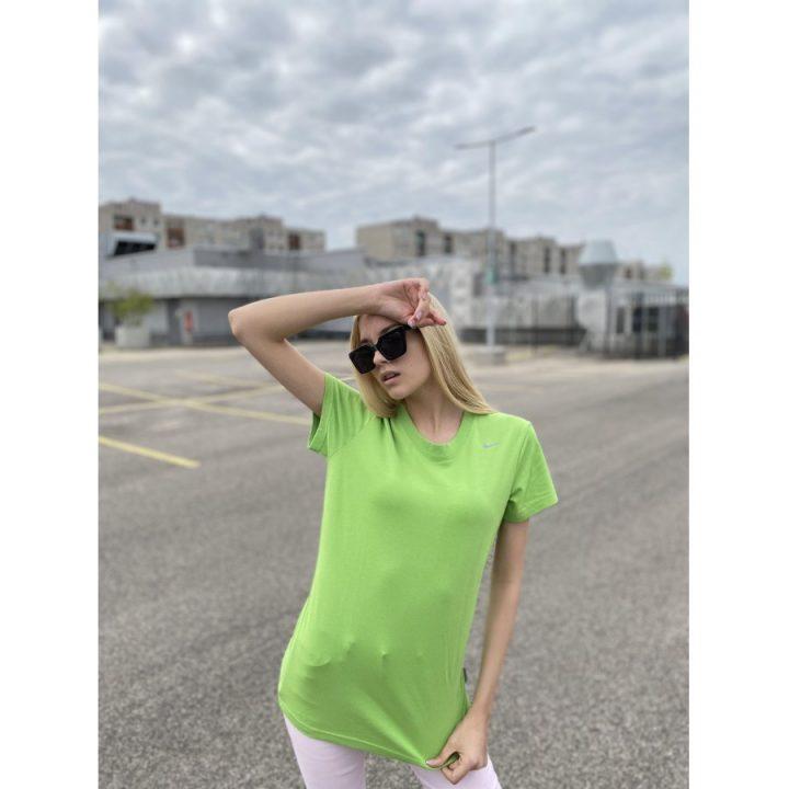 Nike zöld női póló