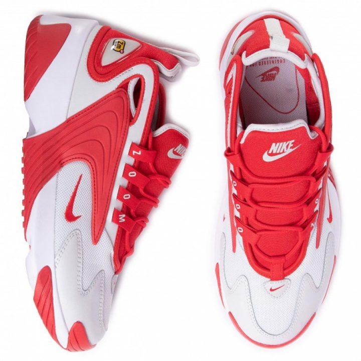 Nike Zoom 2K piros férfi utcai cipő