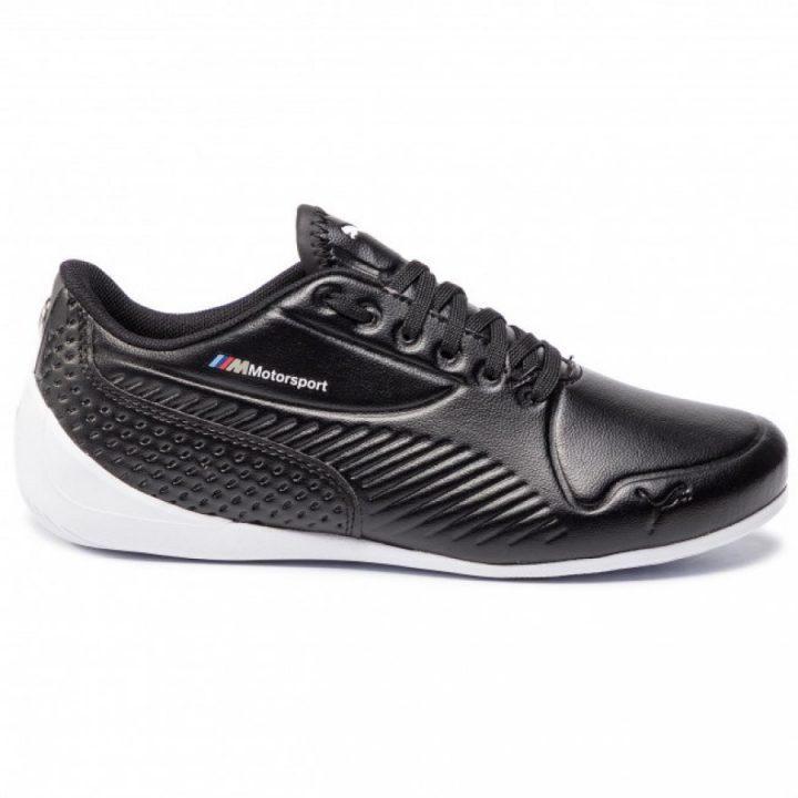 Puma BMW MMS Drift Cat 7S UltraJr fekete férfi utcai cipő
