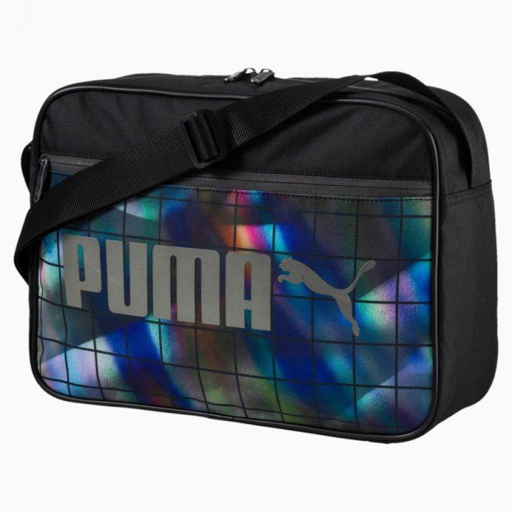Puma Campus több színű táska