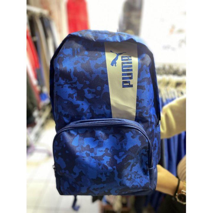 Puma Core Style kék táska