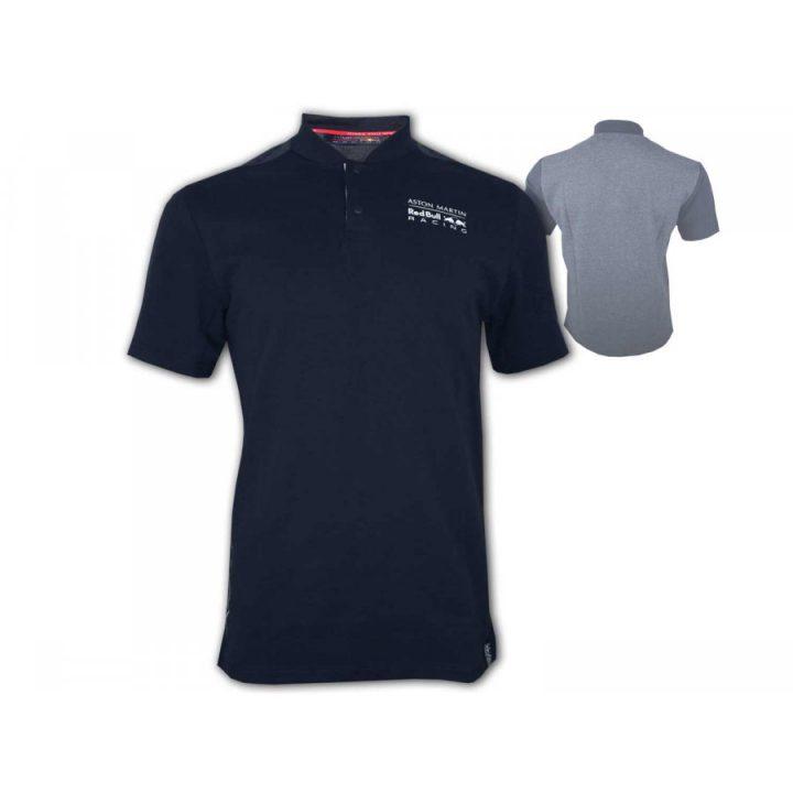 Puma Red Bull kék férfi póló