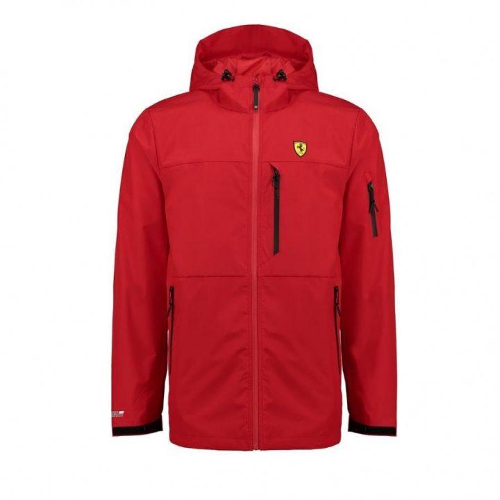 Scuderia Ferrari F1 piros férfi kabát