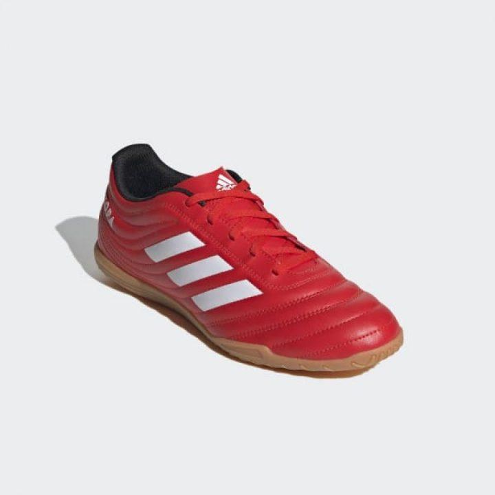 Adidas Copa 20.4 IN piros férfi teremcipő