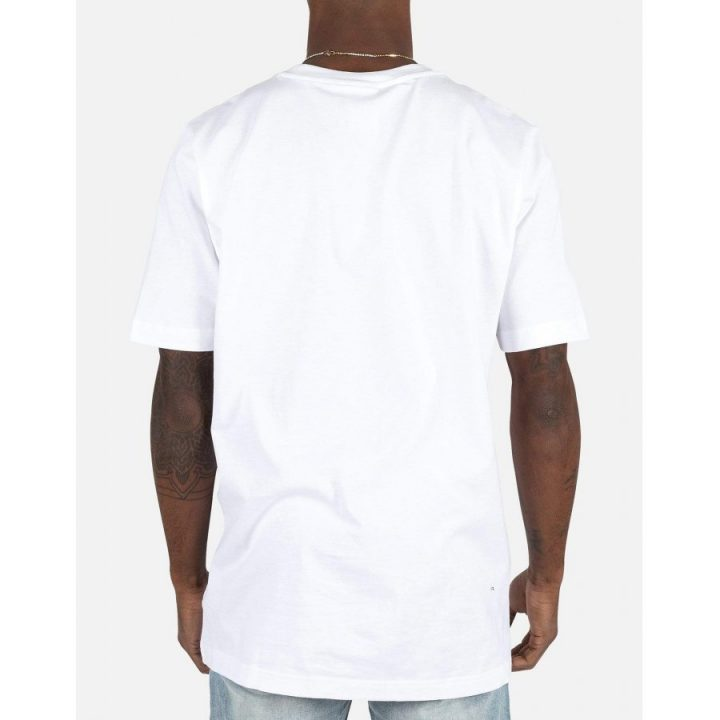 Adidas Crest fehér férfi póló