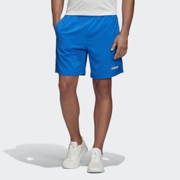 Adidas Design 2 Move Climacool kék férfi rövidnadrág