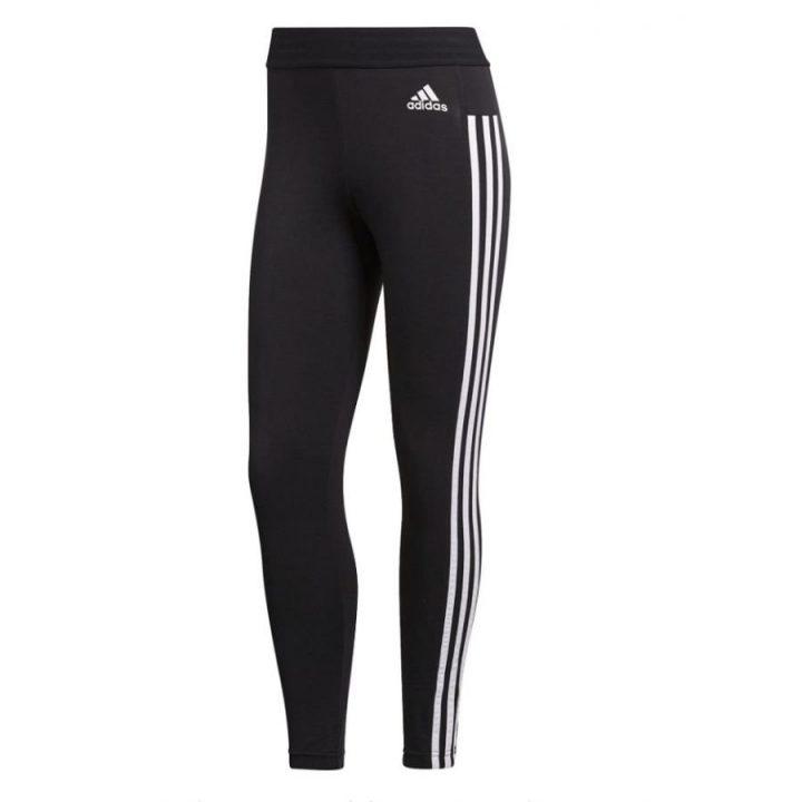 Adidas Essentials 3 Stripes fekete női aláöltözet