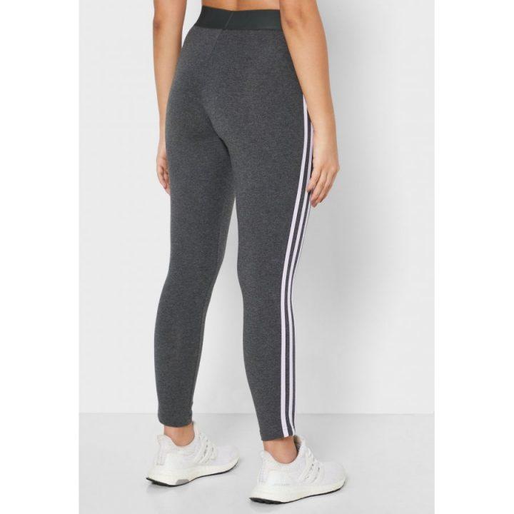 Adidas Essentials 3 Stripes szürke női aláöltözet