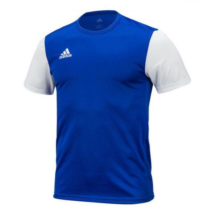 Adidas Estro 19 kék férfi póló