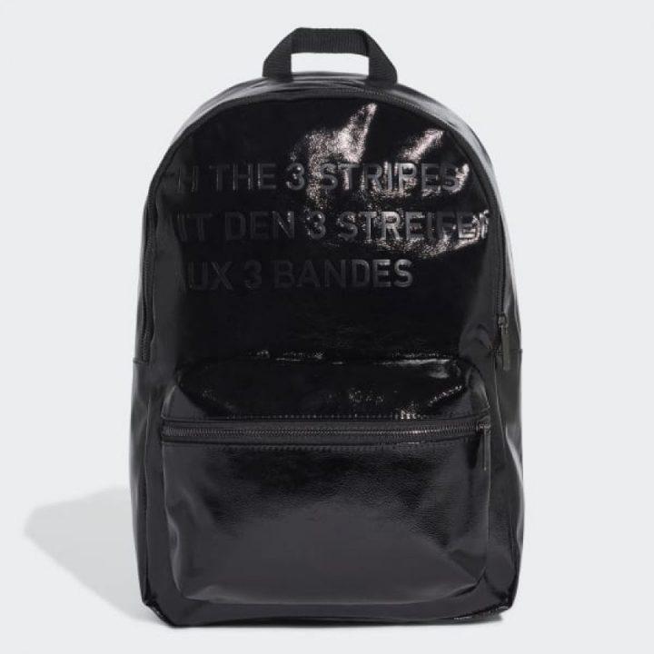 Adidas fekete hátitáska