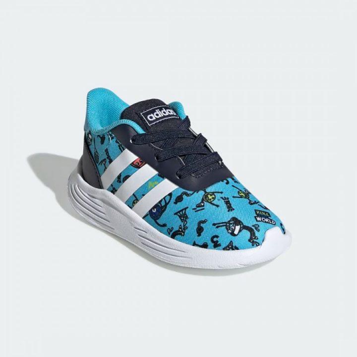 Adidas Lite Racer 2.0 kék utcai cipő