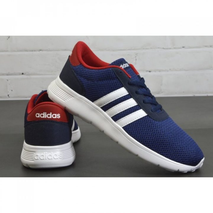 Adidas Lite Racer kék futócipő