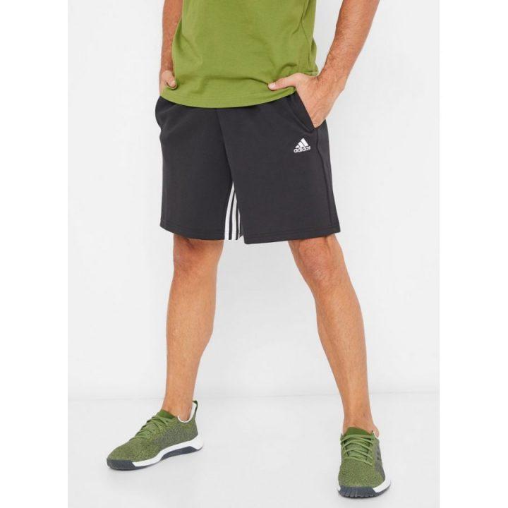 Adidas MH 3S fekete férfi rövidnadrág