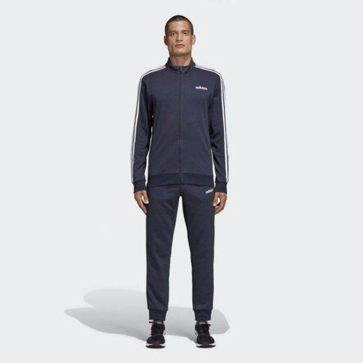 Adidas MTS CO RELAX kék férfi melegítő együttes