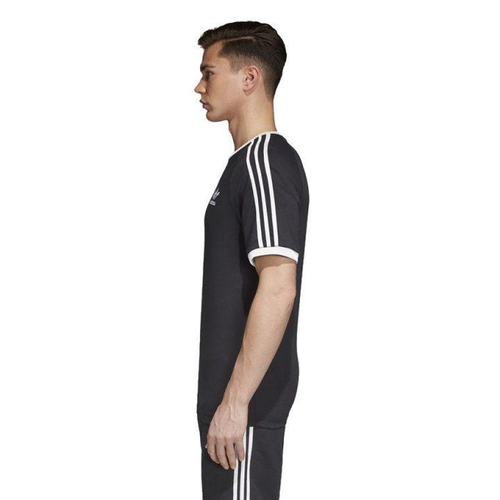 Adidas Originals fekete férfi póló
