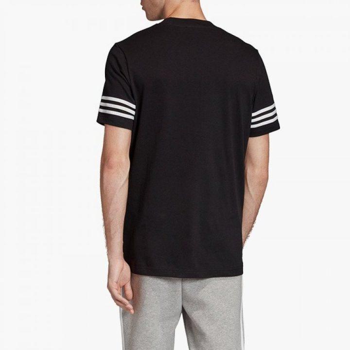 Adidas Originals Outline fekete férfi póló