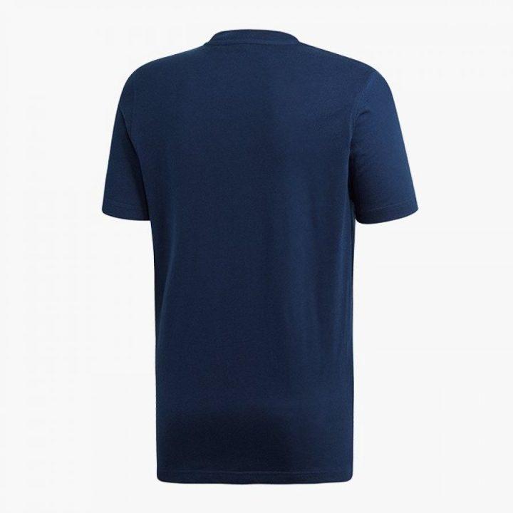 Adidas Originals Trefoil kék férfi póló