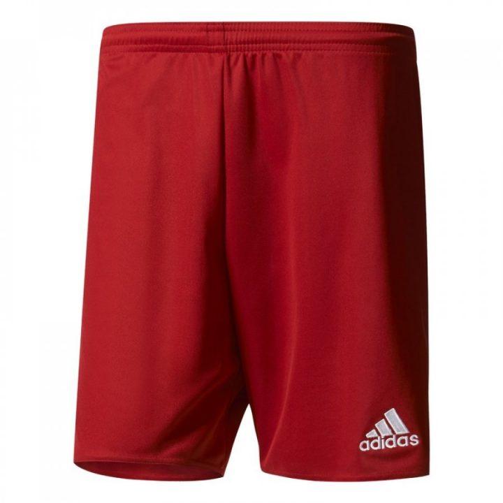 Adidas Parma 16 piros férfi rövidnadrág