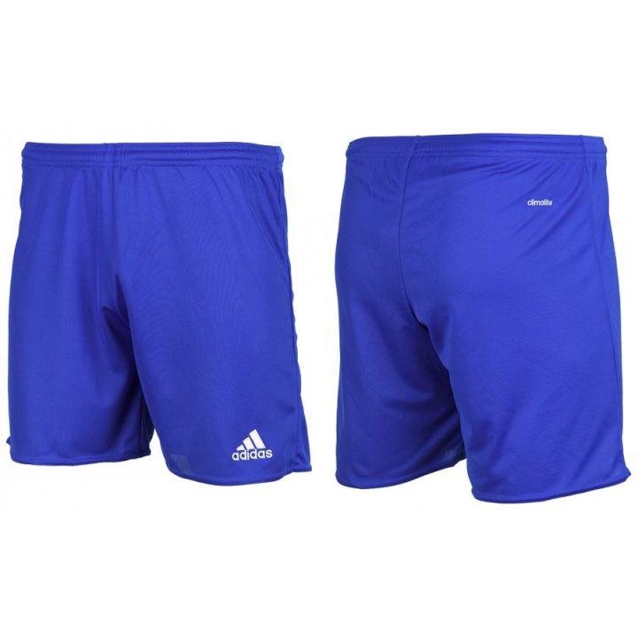 Adidas Parma 16 SHO kék férfi rövidnadrág