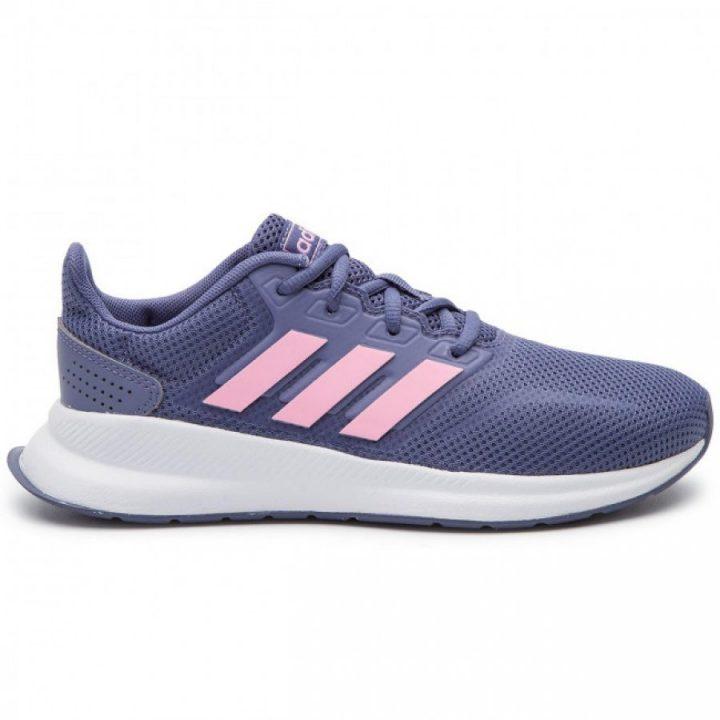 Adidas Runfalcon lila sportcipő