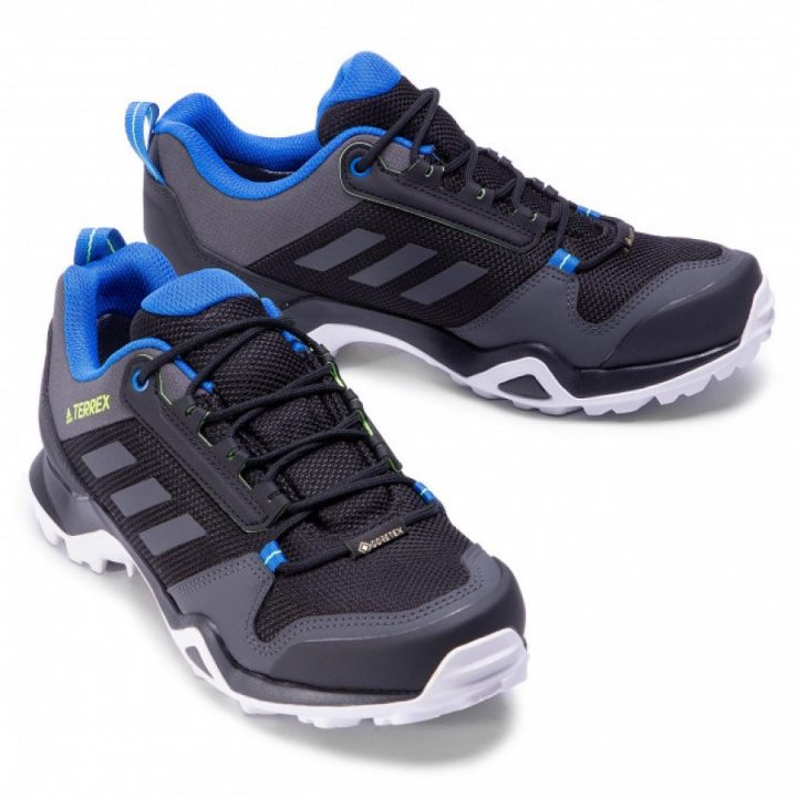 Adidas Terrex AX3 GTX fekete férfi sportcipő