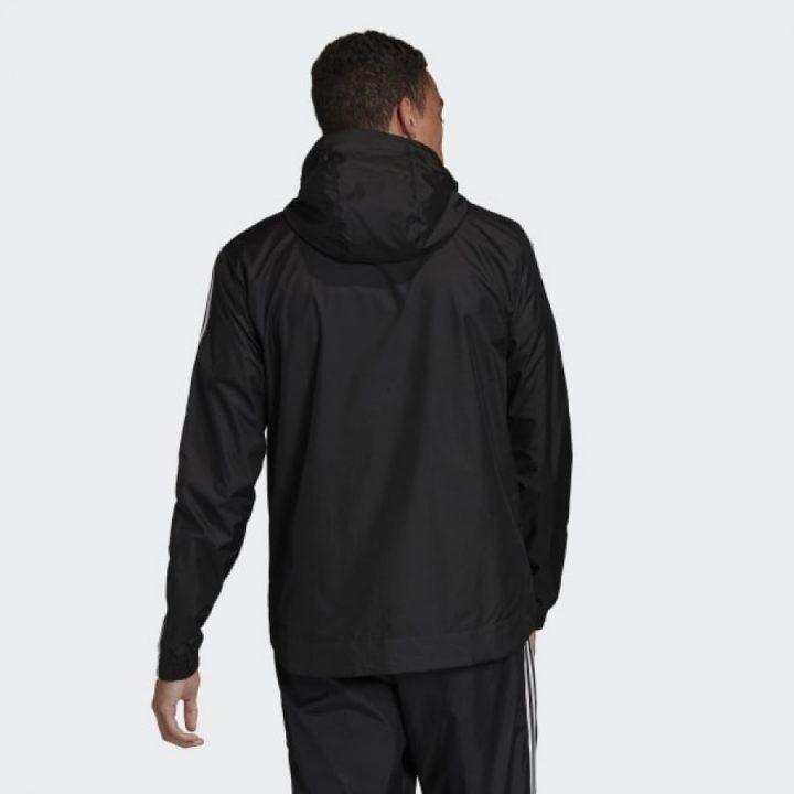 Adidas Windbreaker fekete férfi dzseki