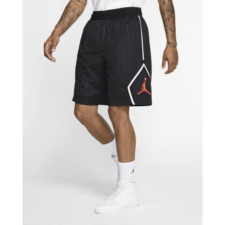 Jordan Jumpman Diamond fekete férfi rövidnadrág