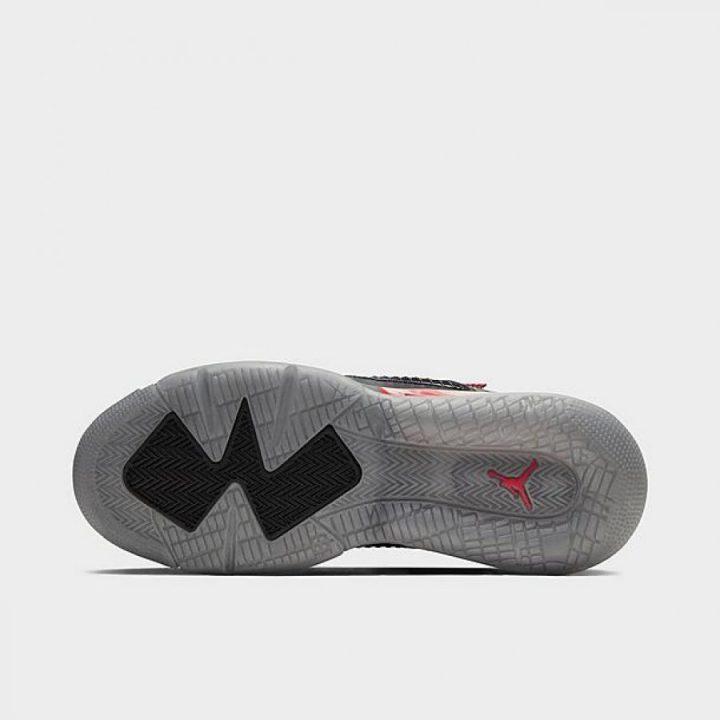 Jordan Mars 270 LOW fekete utcai cipő