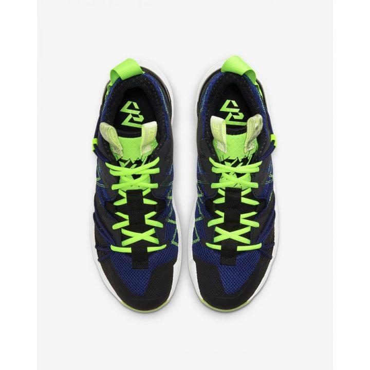 Jordan Why Not Zero 3 SE kék kosárlabdacipő
