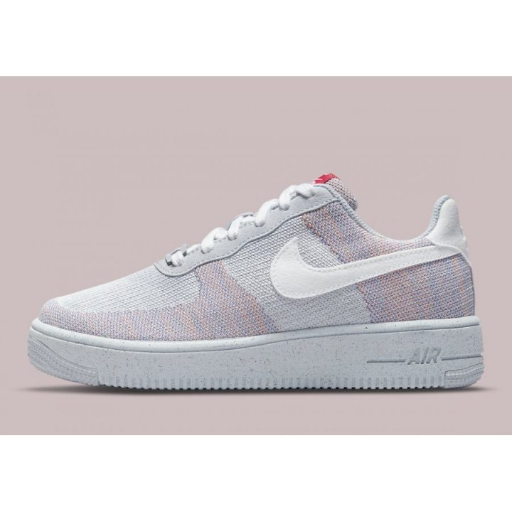 Nike Air Force 1 Crater Flyknit több színű utcai cipő