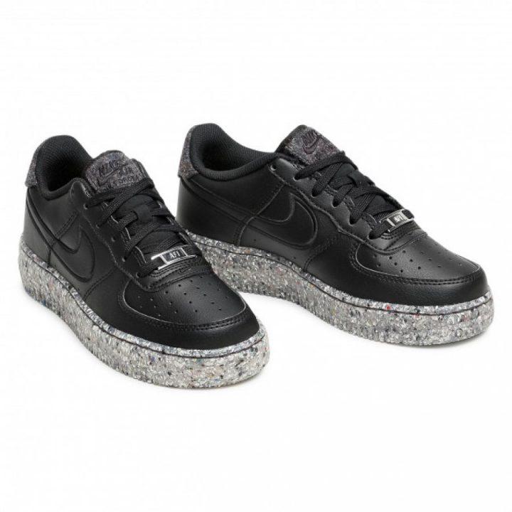 Nike Air Force 1 KSE fekete utcai cipő