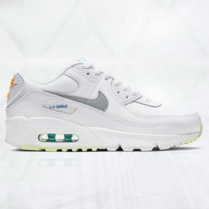 Nike Air Max 90 fehér női utcai cipő