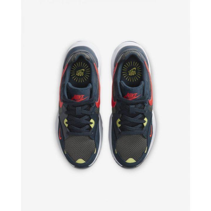Nike Air Max Fusion kék utcai cipő