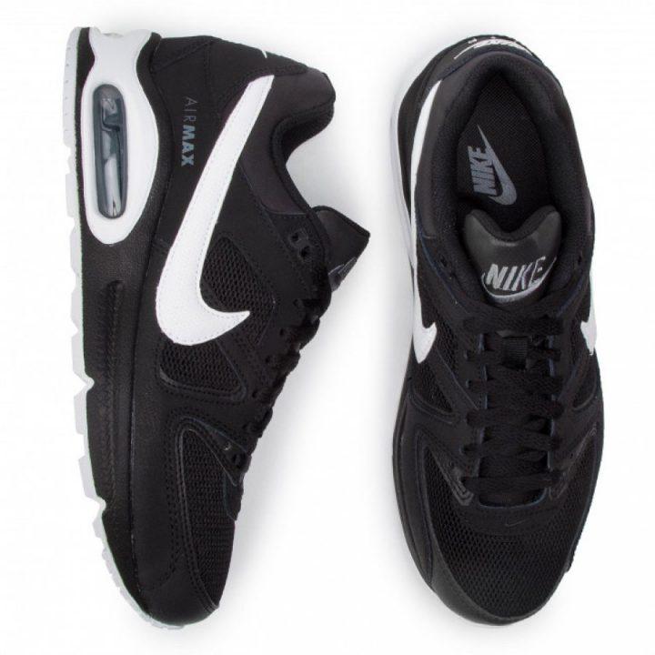 Nike Air Max IVO fekete utcai cipő