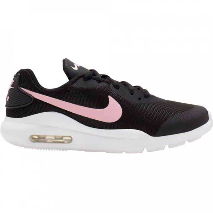 Nike Air Max Oketo fekete utcai cipő