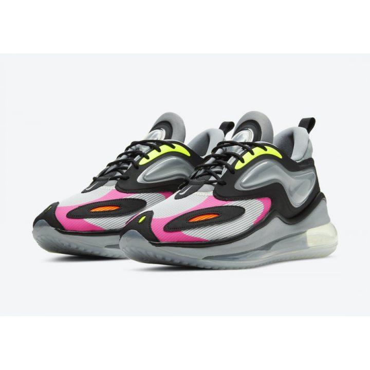 Nike Air Max Zephyr szürke férfi utcai cipő