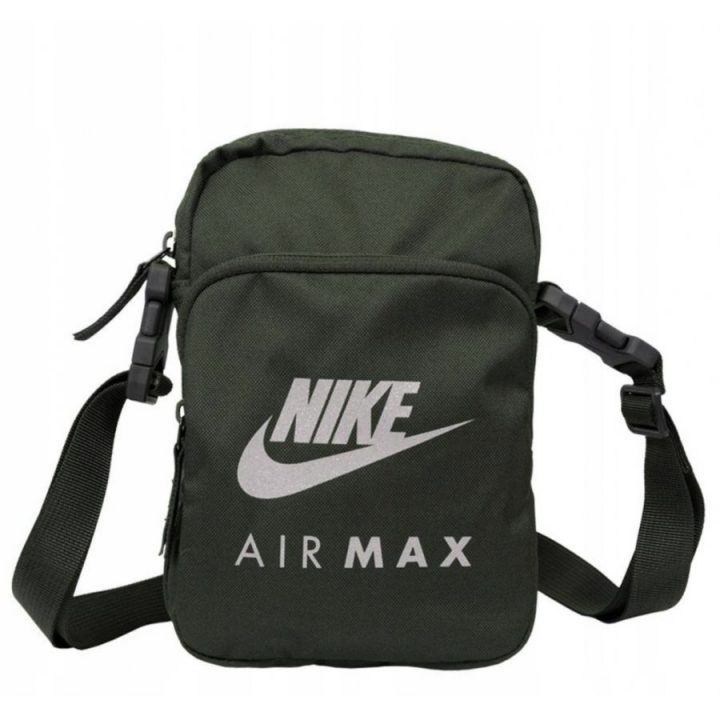 Nike Air Max zöld táska